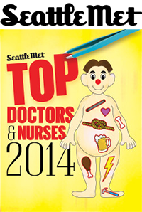 Top Doctors & Nurses 2014 Award